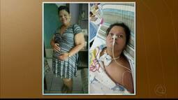 Paraibana perde todos os movimentos do corpo, depois de parto mal feito e precisa de ajuda