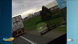 Uma pessoa morre a cada três dias em rodovias federais do Paraná
