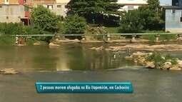 Dois casos de afogamento são registrados em Cachoeiro, ES