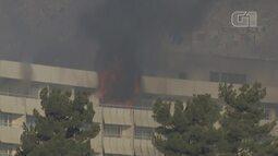 Cinco pessoas são mortas em ataque armado a hotel em Cabul, no Afeganistão