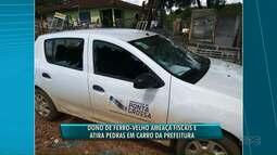 Fiscais da prefeitura de Ponta Grossa são ameaçados