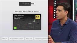 Inteligência artificial é usada para atendimento de emergência