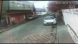 Turista é atropelado com cão em Itanhaém (SP) e ambos sobrevivem