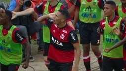 Confira os gols de Vitor Gabriel na campanha vitoriosa do Flamengo na Copa São Paulo
