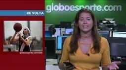 Ge no Grio traz notícias de Fúlvio, Flavinha, Ferrão e Federer