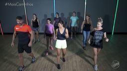 Aprenda as coreografias das músicas que vão bom bombar no carnaval com a Cris Ikeda