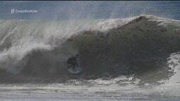 Jessé Mendes representa Guarujá na elite do surf mundial