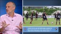 Tite vai à Europa observar jogadores e jornalista acha que Willian José ganhe oportnidade