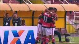 Flamengo vence o Botafogo no Raulino e vai à final da Taça Guanabara