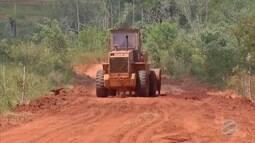 Produtores estão preocupados com escoamento da safra de soja em Novo Horizonte do Sul, MS
