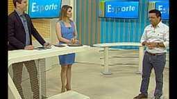 Carlos Ferreira comenta os destaques do esporte paraense nesta quarta-feira (14)
