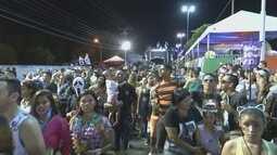 Animação dominou as ruas de Boa Vista no último dia de Carnaval
