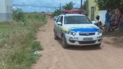 Um casal de irmãos morreram atropelados por um caminhão em Cacoal