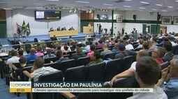 Câmara aprova abertura de Comissão Processante contra vice-prefeito de Paulínia