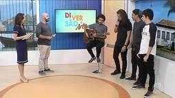 Banda de rock lança clip no Diversão e Arte - parte 2