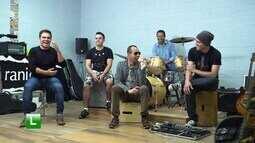 Tô Indo desembarca em Barbacena e conhece banda de rock