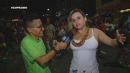 Parte 3: No #Zapp, Dieguinho vai às ruas saber o que bombou na web durante o carnaval