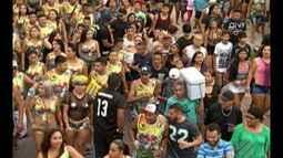Último bloco do carnaval de Belém tomou as ruas do Jurunas, no domingo, 18
