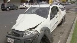 Motorista que atropelou e matou duas pessoas é preso em Manaus