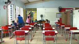 Problemas marcam a volta às aulas em Cascavel