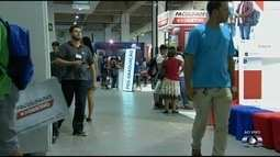 Feira oferecer 800 vagas de estágio, em Goiânia