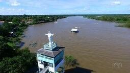 Britânia tem lago que atrai turistas de vários cantos de Goiás