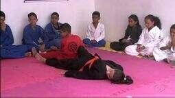 Atletas do Morganti Ju-Jitsu se preparam para competição em Alagoas