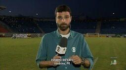 Ceará enfrenta o Londrina e tenta vaga na terceira fase da Copa do Brasil