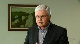 Valdir Rossoni comenta denúncia de fraude em licitações