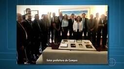 Representantes da Ompetro se reúnem em Brasília para pedir apoio para correção de valores