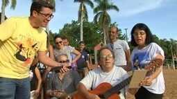 Morador cria música para homenagear Itapura