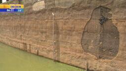 Estudo na Barragem do Capinguí aponta falhas na captação da CEEE