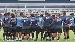 Com volta de titulares, URT visita a Caldense por reação no Mineiro