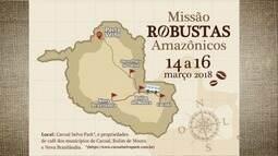 Grupo técnico de especialistas em conilon vai à missão em Rondônia