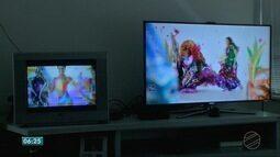 Sinal de TV analógica vai sair do ar