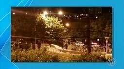 PM faz operação na Orla Morena após reclamação de moradores e fecha bar