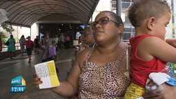 Drama: pacientes enfrentam problemas para conseguir atendimento em centro de saúde