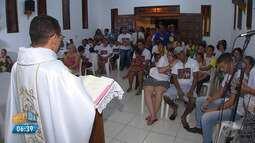Luto: missa de 7° dia das quatro vítimas da tragédia em Pituaçu é realizada na capital