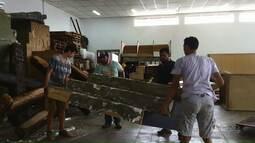 O Paraná Tv mostra os preparativos da encenação da Paixão de Cristo