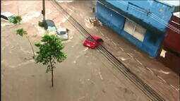 Prefeitura de BH decreta situação de emergência por causa da chuva