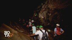 Chamada - Rota do Sol - Iporanga, Capital das Cavernas - 24/03/2018