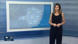 Previsão é de chuva forte nesta quinta-feira em Belo Horizonte