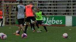 São Luiz de Ijuí aposta no artilheiro do Gauchão para o jogo decisivo contra o Xavante