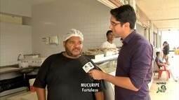 Peixe da semana santa: cresce a procura pelo alimento no Mercado dos Peixes de Fortaleza