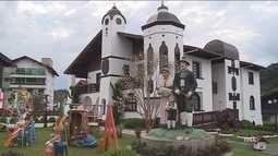 Feriado de Páscoa movimenta turismo em Treze Tílias