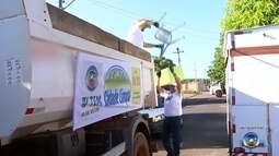 Projeto Cidade Limpa passa pelas ruas de Cardoso a partir desta quarta-feira