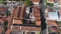 Polícia Científica vai avaliar estrutura de creche onde teto caiu