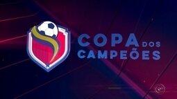 Semifinais da Copa dos Campeões será nesta quinta-feira em Pirajuí