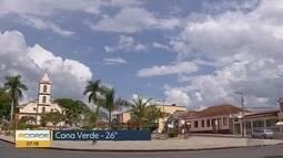 Confira a previsão do tempo para Cana Verde, MG