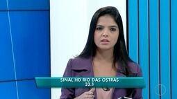 Novo canal HD está no ar em Rio das Ostras; confira como sintonizar